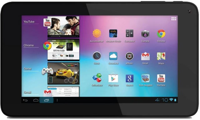 Coby MID9765 Tablet Computer