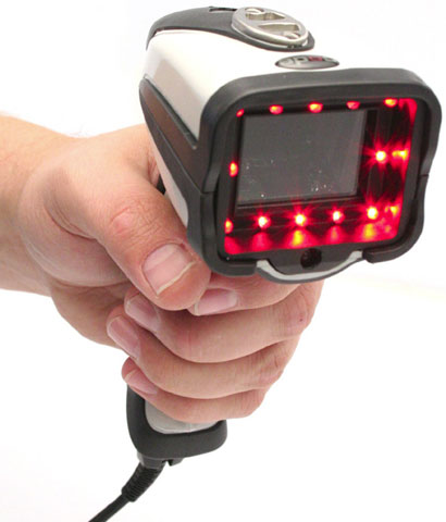 Code CR1200 Scanner