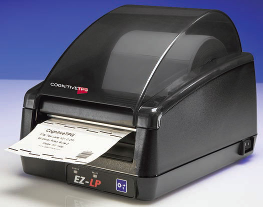 CognitiveTPG EZ-LP Printer