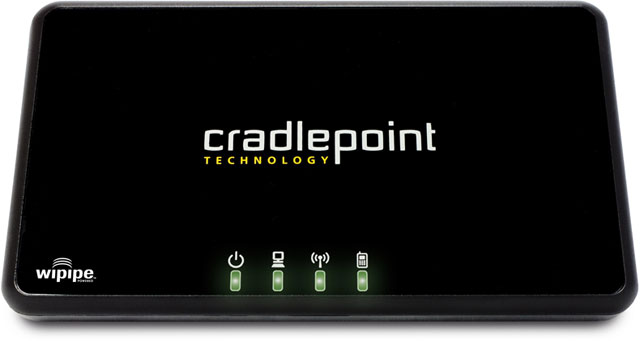 CradlePoint CTR35 Data Networking Device