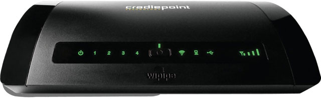 CradlePoint MBR95 Data Networking Device