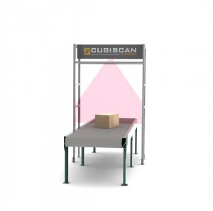 CubiScan 210-SS Scale