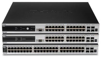 D-Link xStack DGS-3400 Series