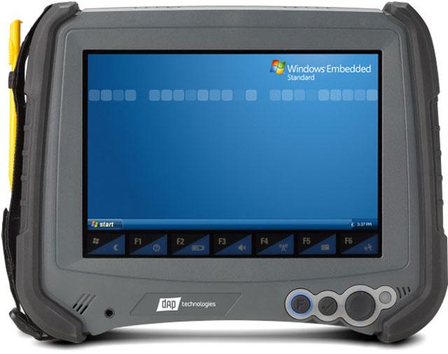 DAP Technologies M8910 Tablet Computer