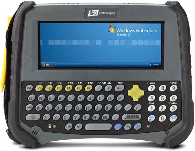 DAP Technologies M8920 Tablet Computer