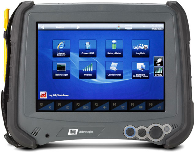 DAP Technologies M9010 Tablet Computer