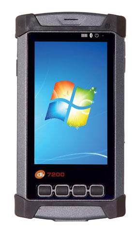 DLI 7200 Mobile Computer