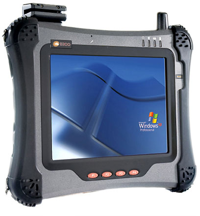 DLI 8300 Tablet Computer
