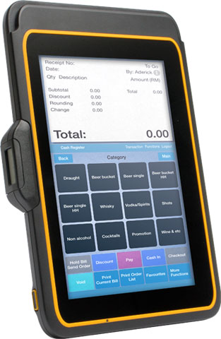 DT Research DT317BT Tablet Computer