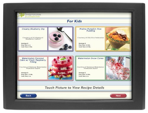 DT Research DT512T Touchscreen