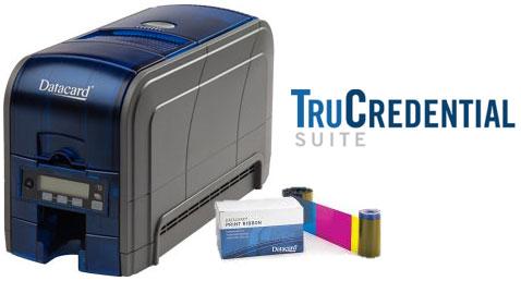 Datacard SD160 Bundle ID Card Printer System: SD160BUNDLE2AD