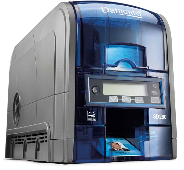 Datacard SD260 ID Card Printer: 535500-002