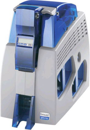 Datacard SP75 Plus ID Card Printer: 573590-002