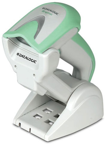 Datalogic Gryphon I GBT4400-HC Barcode Scanner: GBT4410-HCK10-BPOC