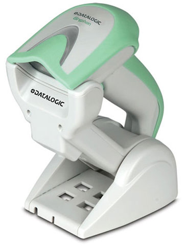Datalogic Gryphon I GM4400 Health care Barcode Scanner: GM4411-HCK10-BPOC