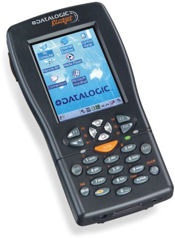 Datalogic J Series Mobile Computer