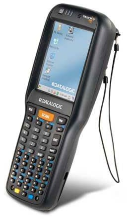 Datalogic Skorpio X3 Portable Data Terminal: 942350027