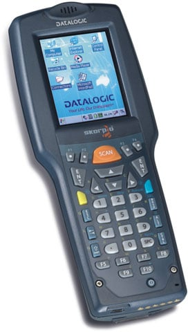 Datalogic Skorpio Mobile Computer Best Price Available