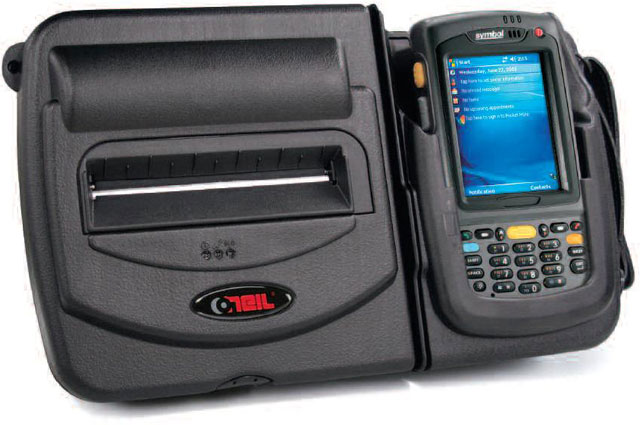 Datamax-O'Neil PrintPad Portable Printer