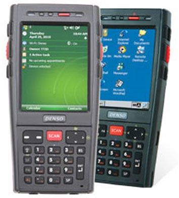 Denso BHT-700 Series Mobile Computer