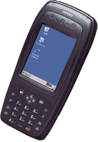 Denso BHT-200BW-CE Series Mobile Computer