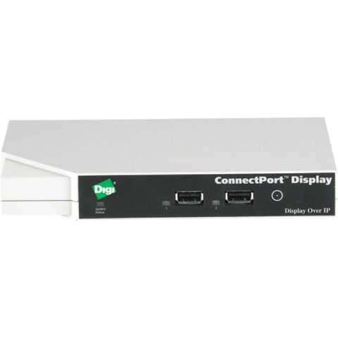 Download Drivers: Digi ConnectPort Display