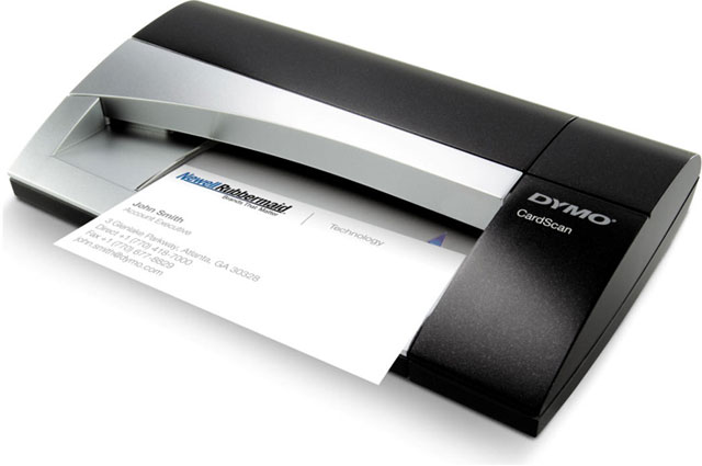Dymo CardScan V9 Executive Scanner