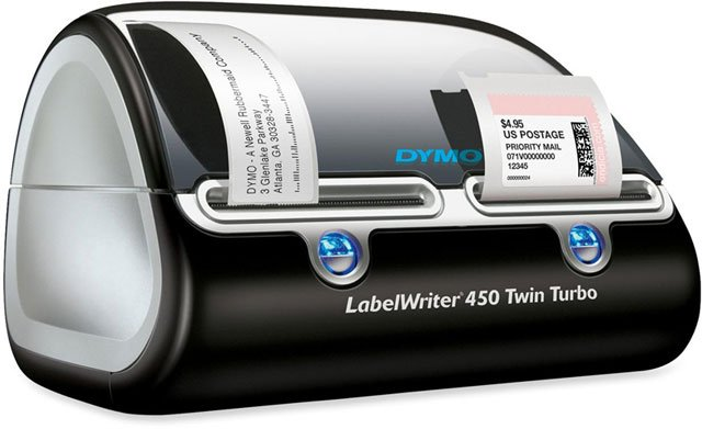 Dymo labelwriter 450 twin turbo printer best price for Dymo labelwriter 450 turbo labels