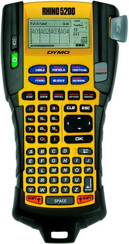 Dymo Rhino 5200 Barcode Label Printer: 1755749