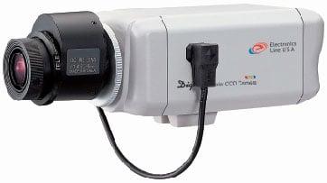 Electronics Line EL-FB56X Surveillance Camera