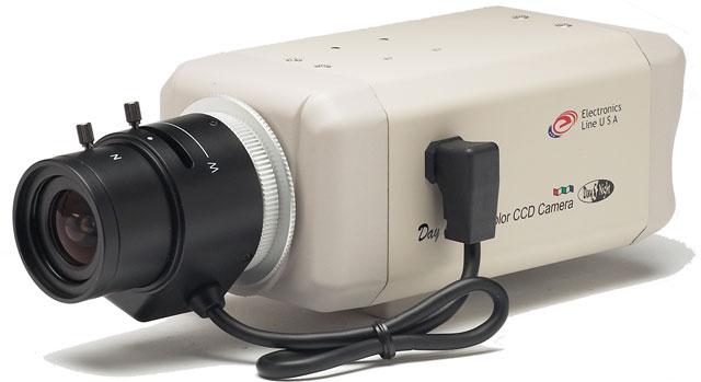 Electronics Line EL-FC48X Surveillance Camera