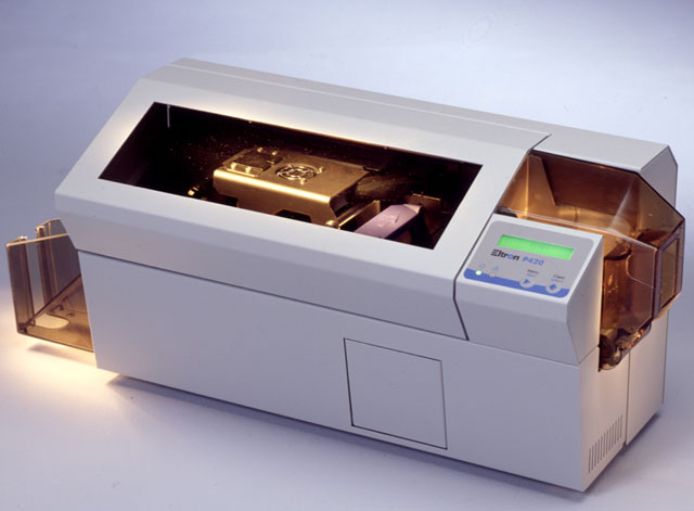 Eltron P420 C Card Printer