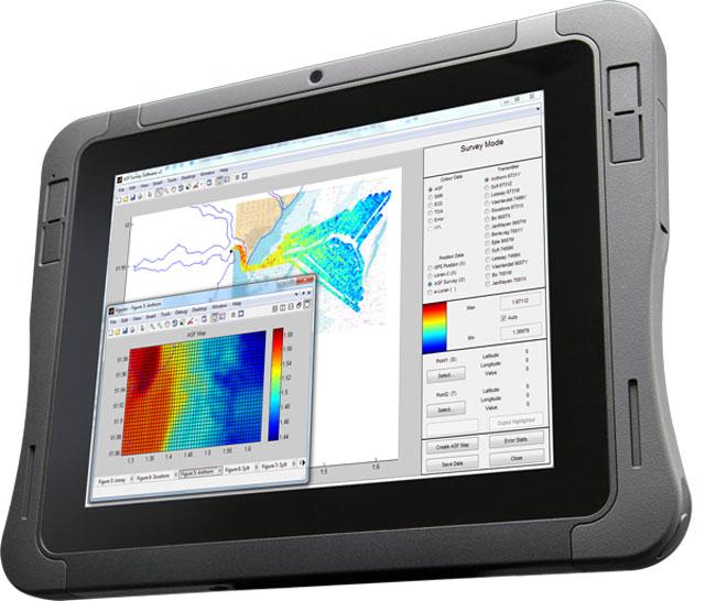 Entegra Crossfire PRO Tablet Computer