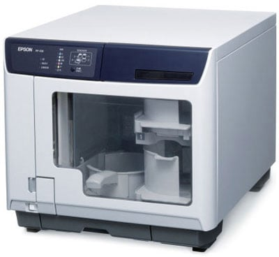 Epson Discproducer 100 Disc Publisher