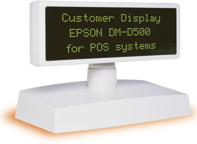 Epson DM-D500 Customer Display