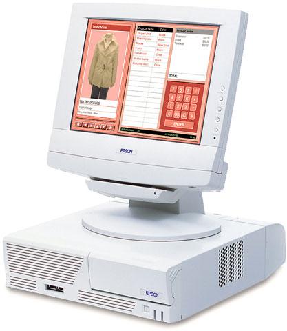 Epson IM-800 POS Terminal