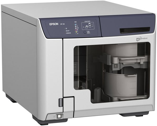 Epson Discproducer 50 Disc Publisher