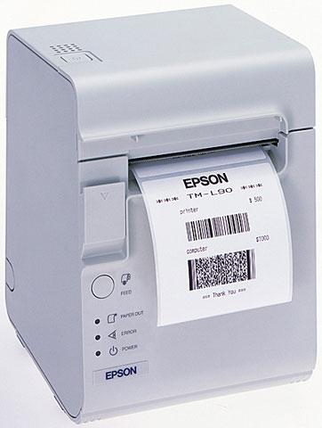 Printer Driver For Epson TM-L90