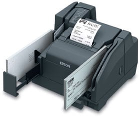 Epson TM-S9000 Check Reader