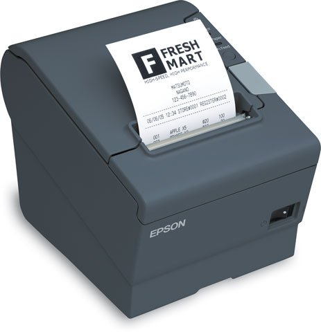 Epson C31CA85834 TM T88V Direct Thermal Receipt Printer PAR