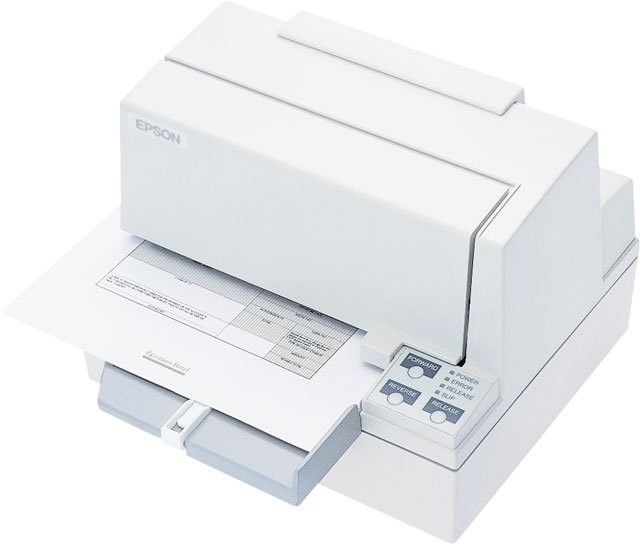 Epson CC Receipt Printer Best Price Available Online - Invoice printer