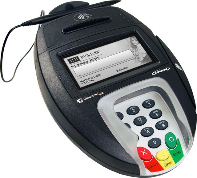Equinox Optimum L4250 Payment Terminal