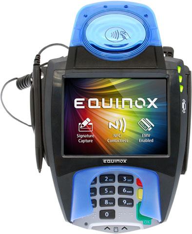 Equinox L5300 Payment Terminal