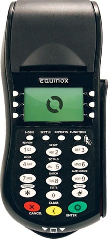 Equinox T4205 Payment Terminal