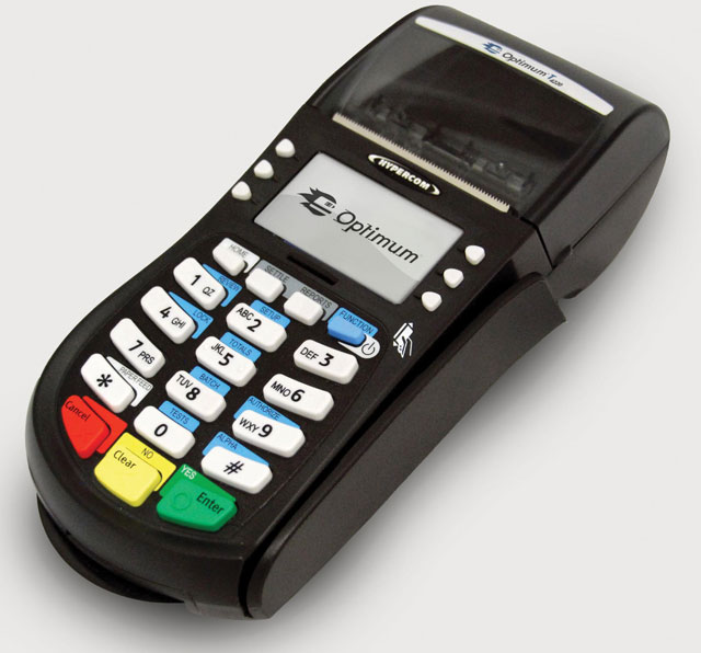 Equinox T4220 Payment Terminal