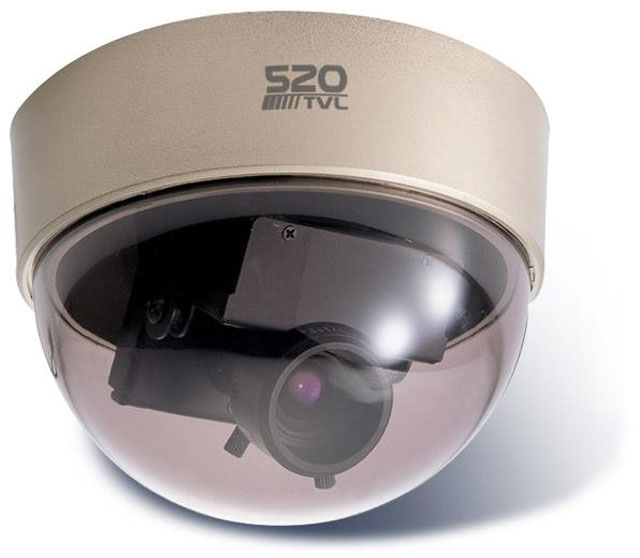 EverFocus ED 350 Color Dome Surveillance Camera