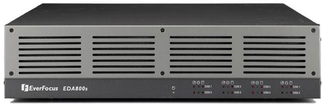 EverFocus EDA 800 Disk Array Surveillance DVR