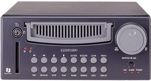 EverFocus EDSR 100H Surveillance DVR