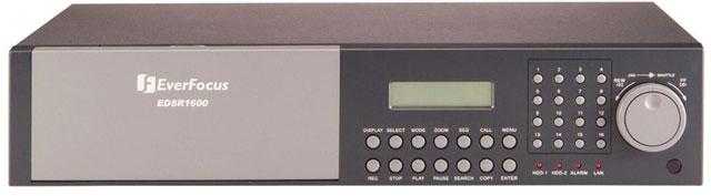EverFocus EDSR 1600 Surveillance DVR