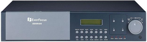 EverFocus EDSR 400F Surveillance DVR